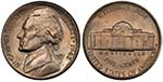 Jefferson War Nickel coin