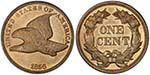 Flying Eagle Cent coin