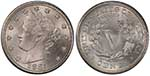 Liberty Nickel coin