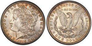 Thumbnail Silver Dollar coin